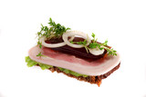 Danish open sandwiches