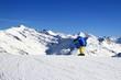 Fototapete Berg - Schnee - Hochgebirge