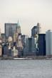 Manhattan skyscrapers, NY