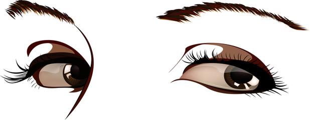 Eyes, a variant 4