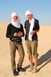 Méharée Sahara randonneurs