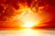 red sunset - 39859992