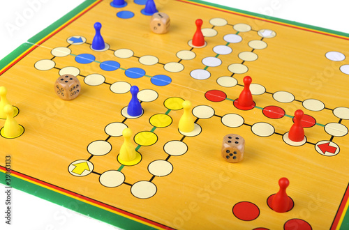 Game of Ludo