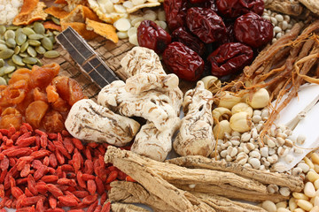 chinese food therapy, traditional chinese herbal medicine