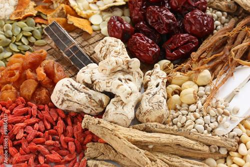 Fototapeten,chinese,traditional,medizin,kräuter