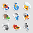Icons for leisure