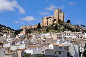 Velez Blanco town and castle © Arena Photo UK
