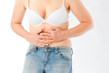 Medizin und Krankheit - Unterleibsschmerzen oder Bauchschmerzen