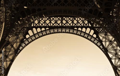 Eiffel Tower detail