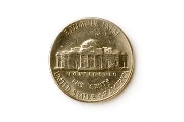 Us coin Moneta americana EE.UU. divisa