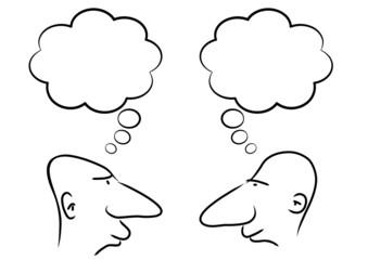 Konuşan kafalar