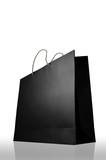 Glaze shopping bag on white background