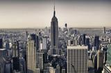 Fototapety Skyscrapers of New York City in Winter