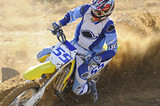 Fototapeta przyspieszenia - potęga - Sporty motorowe