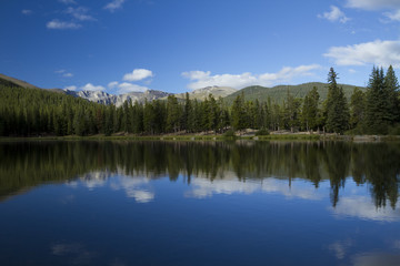 Mount Evans CO Echo Lake