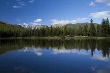 Mount Evans CO Echo Lake