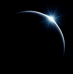 Partial Sun Eclipse