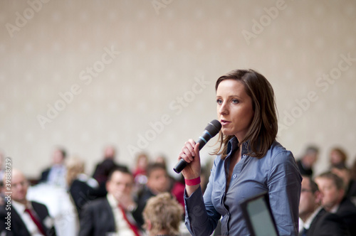 Business conference - 39888739