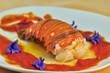 assiette de langouste 2