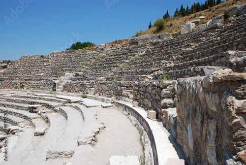 Amphitheatre in Ephesus, Turkey