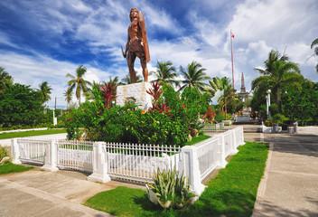 Lapu-Lapu Shrine, Cebu, Philippines