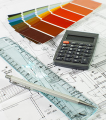 decorating planning costing
