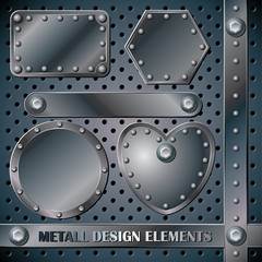 metall design elements
