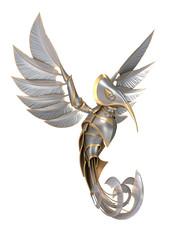 Steel bird
