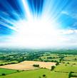 sunlight rural land