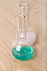 Cosmetics in the laboratory