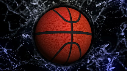 Basket Ball in Partic