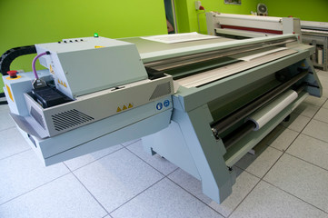 Digital printing - wide format printer