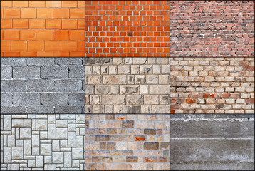 Collection of walls