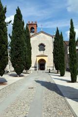 Abbey in Rodengo Saiano - Franciacorta