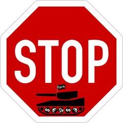 Stop den Bankenterror