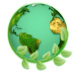 écologie dans le monde
