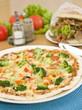 Pizza und Döner