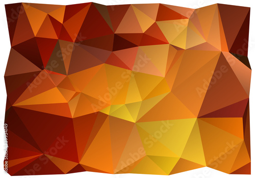 wrinkled vector background - 39934149