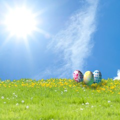 Frohe Ostern, happy easter