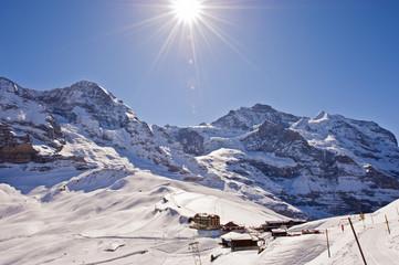 Kleine Scheidegg - Jungfrauregion