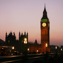 Westminster, London Night View