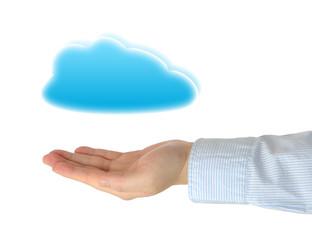 Cloud computing concep
