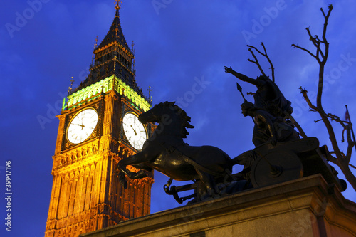 London,The Big Ben