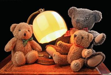 Teddy-Familie
