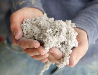 isolation écologique - ouate de cellulose