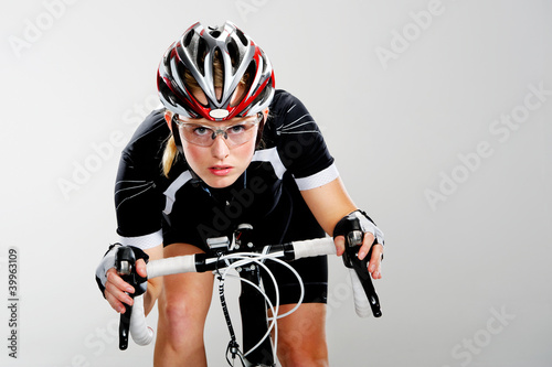 road bike race cyclist