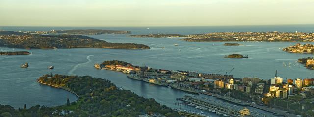 Port Jackson in Sydney