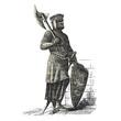 Soldat des croisades