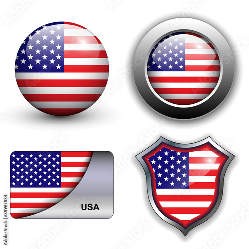 usa flag icons