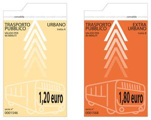 biglietto bus